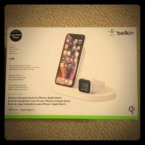 Belkin Wireless Charger Apple Watch Charger